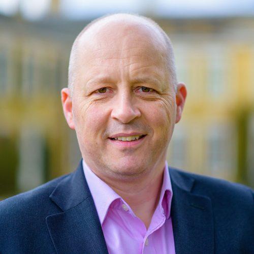 Simon Barker Barker Communications Portrait
